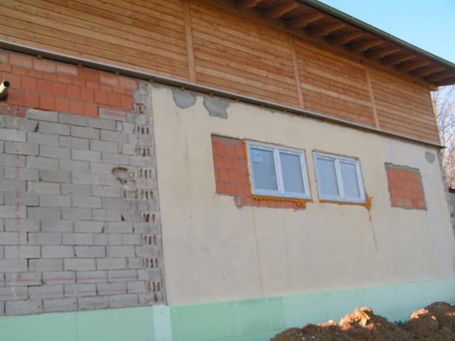 Baugeschaeft baugesch ft hochbau rohbau umbau mussner for Fenster zumauern